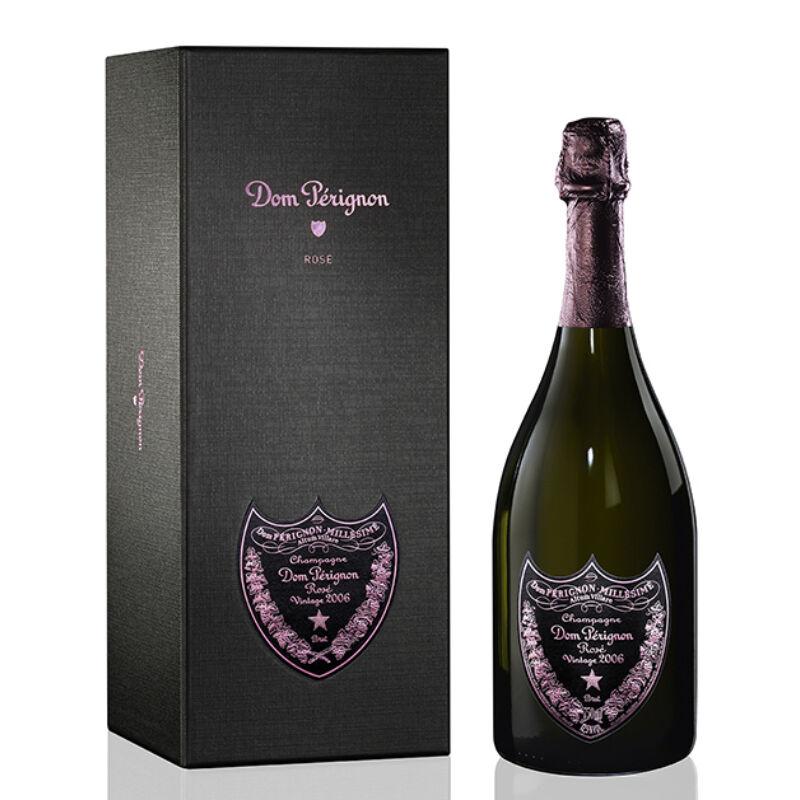Dom Pérignon Rosé 2006-- PálinkaShop